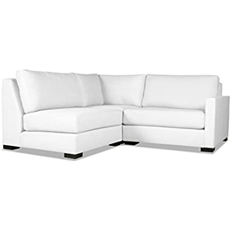 South Cone Home MYFR AR4 WHITE Mayfair Modular Sectional White