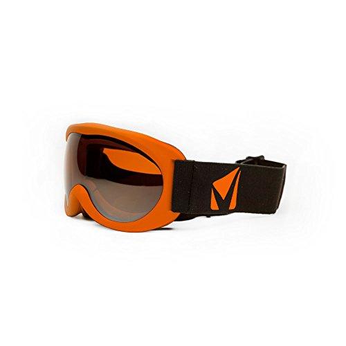 Scène PG Junior Lunettes de natation pour ski, Orange
