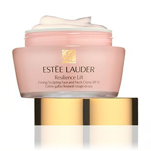 Estee Lauder Resilience Lift Firming/Sculpting Face and Neck Creme SPF 15 (Dry Skin) by for Unisex - 1.7 oz Cream