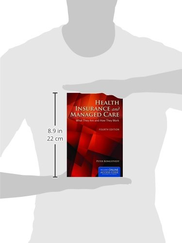 Health Insurance and Managed Care: What They Are and How They Work                         (Paperback)