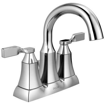 Chrome 2h Faucet Lavatory (Sawyer 2h Lav Fct Chrm)