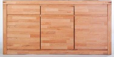 Sideboard Xl Kernbuche Massiv Amazonde Küche Haushalt