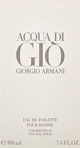Giorgîo Armanî Acqua Di Gio Eau De Toilette Spray for Men...