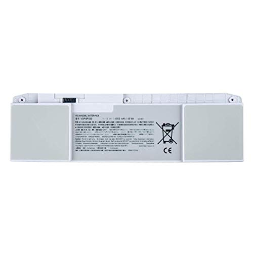 FLIW VGP-BPS30 Replacement Battery Compatible with Sony VAIO SVT-11 SVT-13 T11 T13 VT13117ECS (11.1V 4050mAh 45Wh) (Vaio Standard Capacity Battery)
