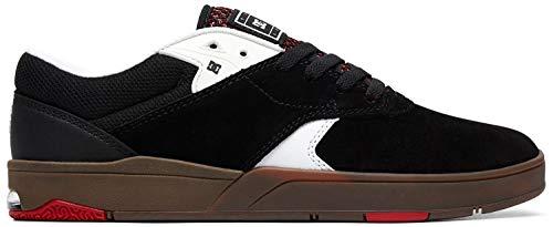 DC Tiago S Skate Shoes Black/Gum Mens Sz 13 ()