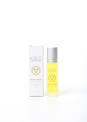Crystal Berry Bowl - Kailo Organic Chakra Therapy - Solar Plexus Chakra Essence (aromatherapy + energy work roller)