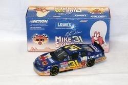 calidad oficial Mike Skinner Skinner Skinner   31 Looney Tunes Die Cast 1 24 Scale Stock Coche by Acción Performance  minoristas en línea