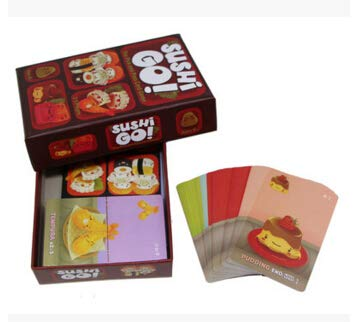 Autumn Water Board Game The Pick And Pass Cards Game 2-5 Players Family Game For Children With Parents by Autumn Water