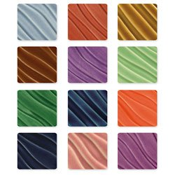 Amaco 39158L Lead-Free Low-Fire F-Series Glazes Class Pack - Arts & Crafts Materials - 9725059 by AMACO