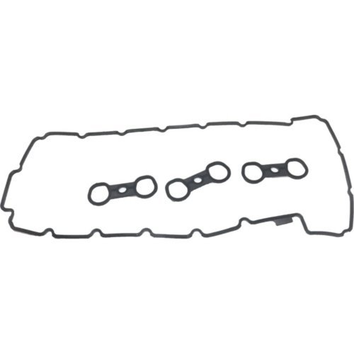 Eng Seal - Evan-Fischer EVA3257091637 Valve Cover Gasket for 3-Series/5-Series 07-10 Set W/Spark Plug Seals 6 Cyl 3.0L Eng.