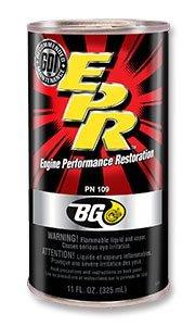 Bg109 Bg EPR Engine Performance Restoration 11 Fl Oz From the Makers of 44k by BG