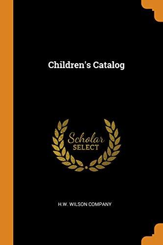 Children's Catalog -
