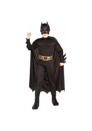 Rubie's Costume Co Batman M.C. Walmart Costume, -