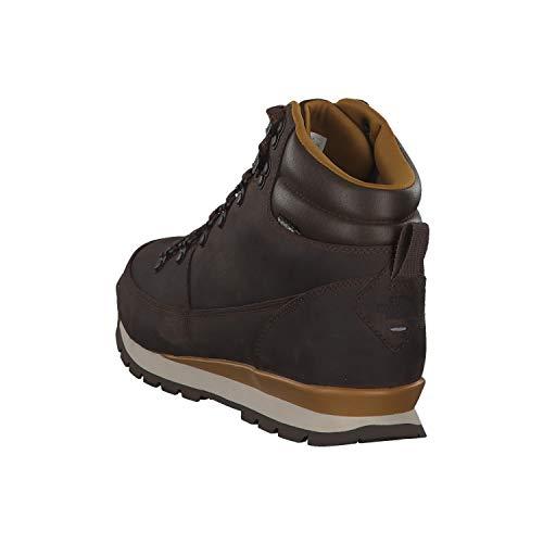 Face Leather Chocolate goldn Stivali Da berkeley Uomo Redux Back Brwn Escursionismo to Brwn Alti The North R1xAwqAg