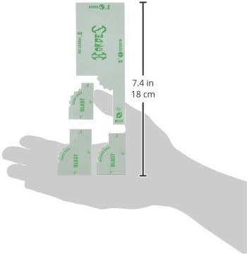 Quick Measuring Set Privateer Press Hordes