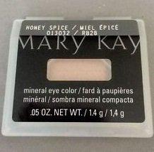 Mary Kay Cream Eye Color Honey Spice Lot of 2