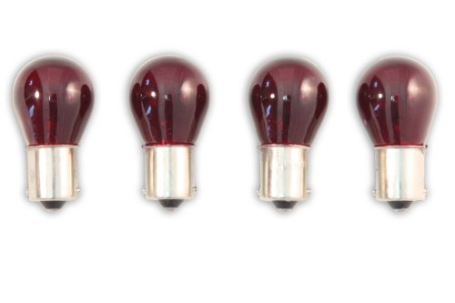 red 1156 bulb - 3