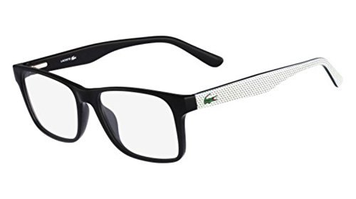 - Eyeglasses LACOSTE L 2741 414 Black MATTE
