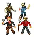 SDCC 2013 The Walking Dead: Hershel's Farm Minimates Previews Exclusive Box Set Limited to 3,000