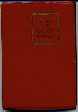 (Berlitz Basic Spanish Dictionary (Pocket Dictionary - Simulated Leather))