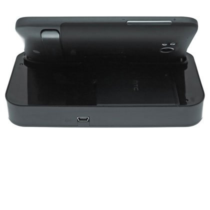 Desktop Sync & Charge Cradle Docking Station w/ 2nd Battery