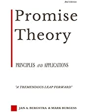 Promise Theory: Principles and Applications (Second edition)