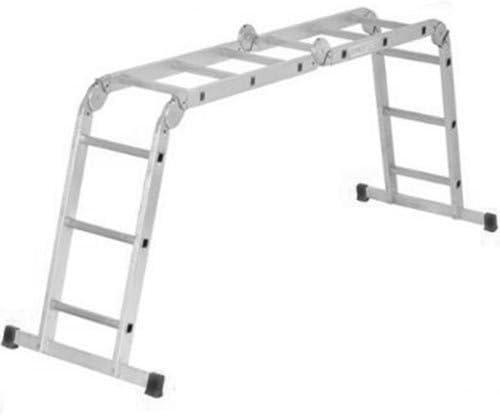 Genérico - Escalera multiposiciones 4 en 1: Amazon.es: Bricolaje y herramientas
