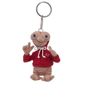 """E.t. the Extra-terrestrial Plush Keychain 6"""" Doll Toy"""