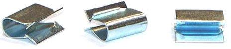 No Thru-Hold Carton Zinc 2,000 Pc Steel C43806-014-3B Tinnerman-Style U-Clip