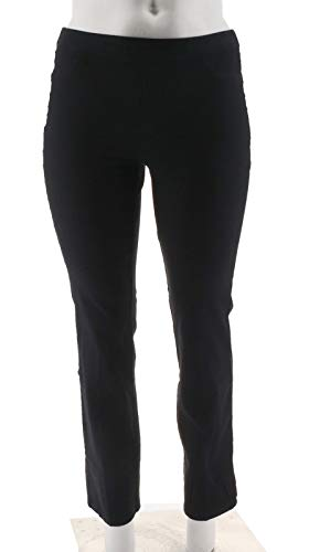 Isaac Mizrahi 24/7 Denim Straight Leg Jeans Pullon Dark Indigo 16 New A297721 from Isaac Mizrahi Live!