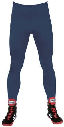 Brute Lycra Tights W//Stirrups X-Small Navy COLOR SIZE