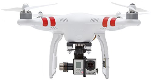 DJI Phantom 2 Quadcopter V2 0 Bundle with 3-Axis Zenmuse H3-3D Gimbal for GoProの商品画像