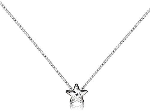 かわいい ネックレス 星 スター スワロフスキー 製 クリスタル STARLETTE Swarovski 製 Crystals