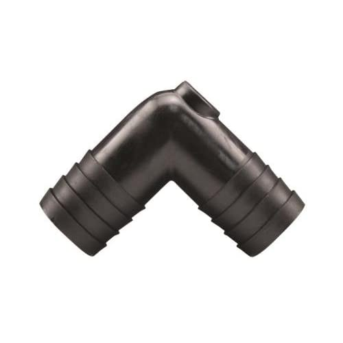 Hydro Flow Barbed Elbow 3/4 Inch, Bag of 10