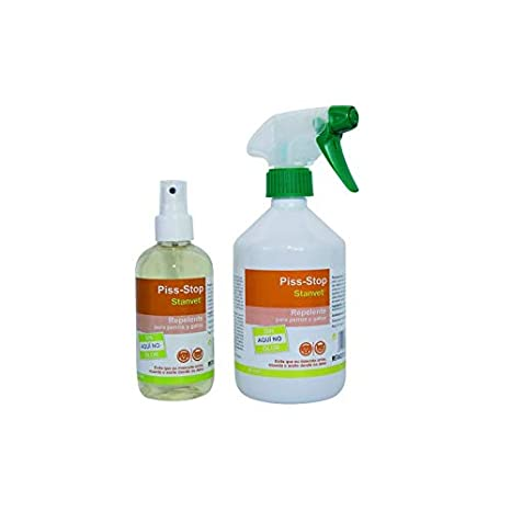 Stangest Piss Stop Solución Repelente - 200 ML: Amazon.es: Productos para mascotas