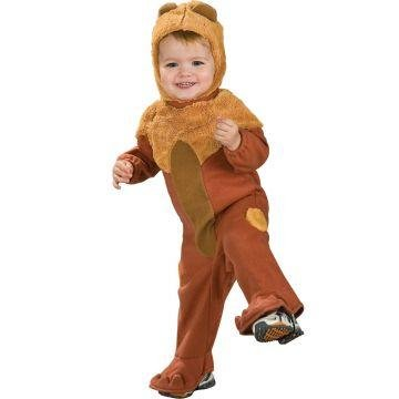 Wizard of Oz Cowardly Lion Baby Costume Baby - Child Clothes Size 6-12 (Wizard Of Oz Cowardly Lion Baby Costumes)