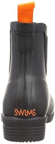 Noir Swims Boot Bottes Dora black De Femme amp; Bottines Pluie 001 4R8q4p