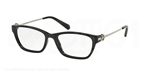 Michael Kors Deer Valley Eyeglasses MK8005 3005 Black 52 16