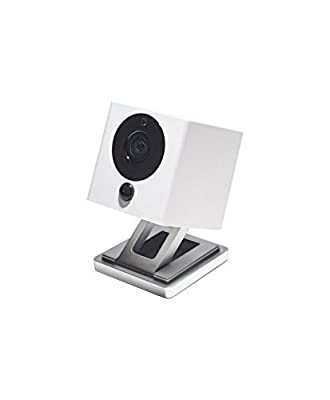 iSmartAlarm Spot HD Video Camera, White by iSmartAlarm