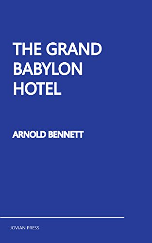 book cover of The Grand Babylon Hotel