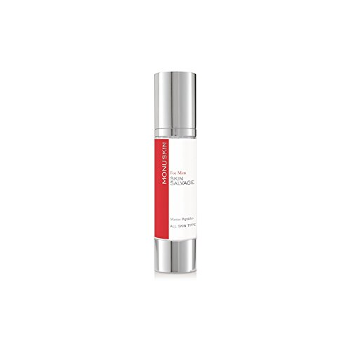 男性の肌のサルベージ50ミリリットルのための x2 - Monuskin For Men Skin Salvage 50ml (Pack of 2) [並行輸入品] B072BBZXJL