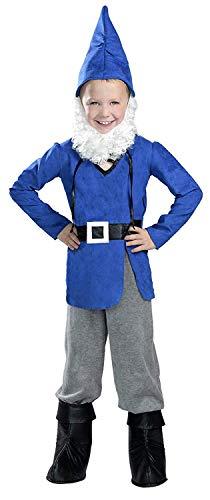 Princess Paradise Boy Garden Gnome Costume