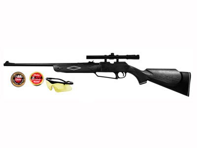 880 Powerline Air Rifle Kit, Dark Brown/Black, 37.6 for sale  Delivered anywhere in USA