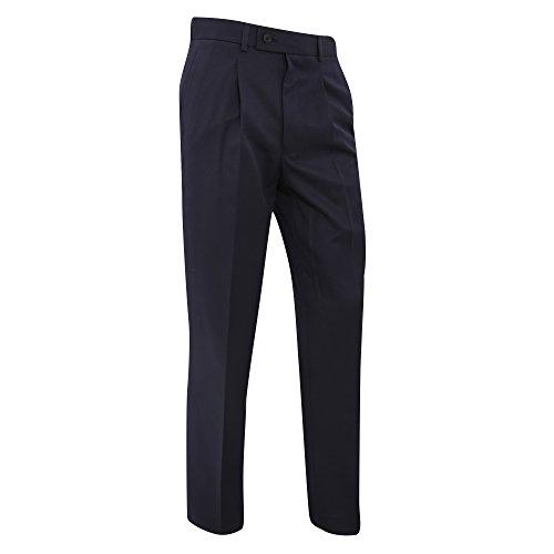 Pantalon Brook À Pinces Homme Bleu Costume De Taverner Delta Marine 1rpxrO