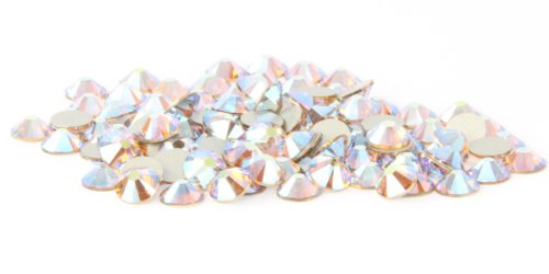 SS20 Swarovski Rhinestones - Light Colorado Topaz AB (1 Gross = 144 pieces) (Colorado Topaz Crystal)
