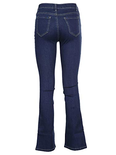 Femme No Coton Brand Bleu JOVONNA LONDON Jeans 19BOBOBLUE xgaRwatq