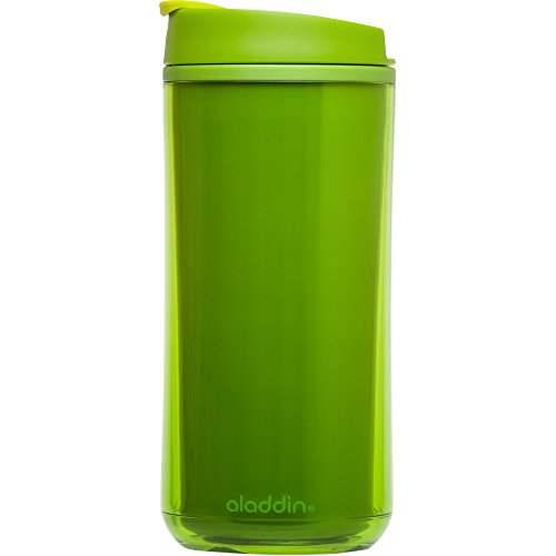 Aladdin Insulated Plastic Mug 12oz, Fern
