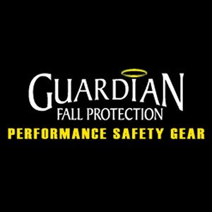 Guardian-Fall-Protection-Sky-X-Stand-Horizontal-rail-Concrete-counter-weighted-not-included-cw-forklift-pockets-32W