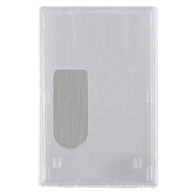 CardProtectors Rigid Shielded Card Holder - 50pk MyBinding 1840-5081 Clear
