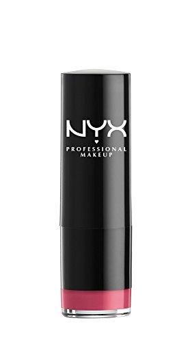 NYX PROFESSIONAL MAKEUP Extra Creamy Round Lipstick, Louisiana, 0.14 Ounce